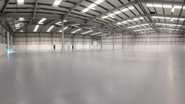 Self Levelling Epoxy Floors