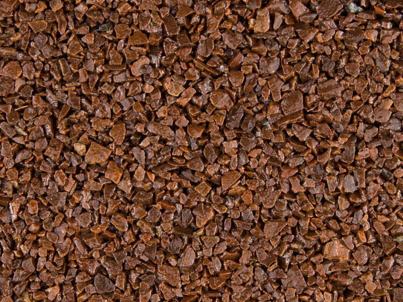 Sunset Red gravel for resin driveway
