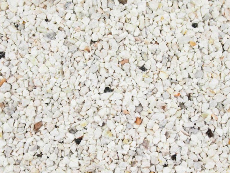 Artic-flint gravel for resin driveway