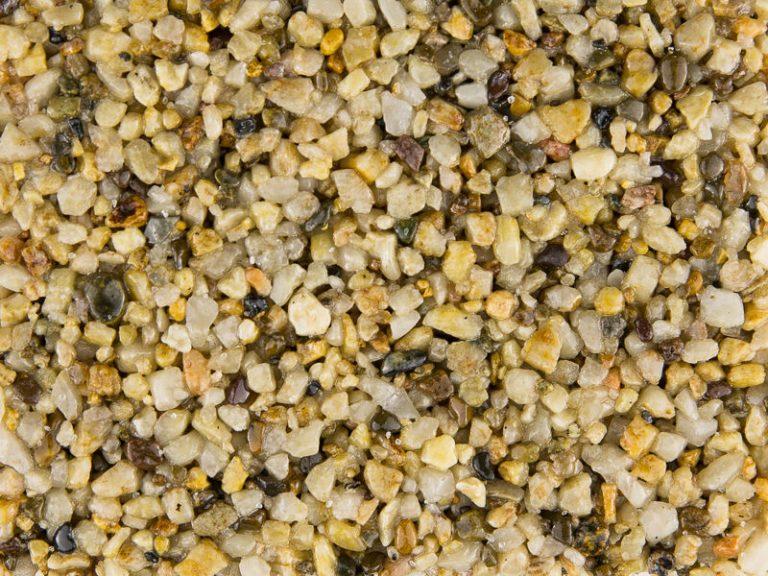 Fayre-fleck gravel for resin driveway