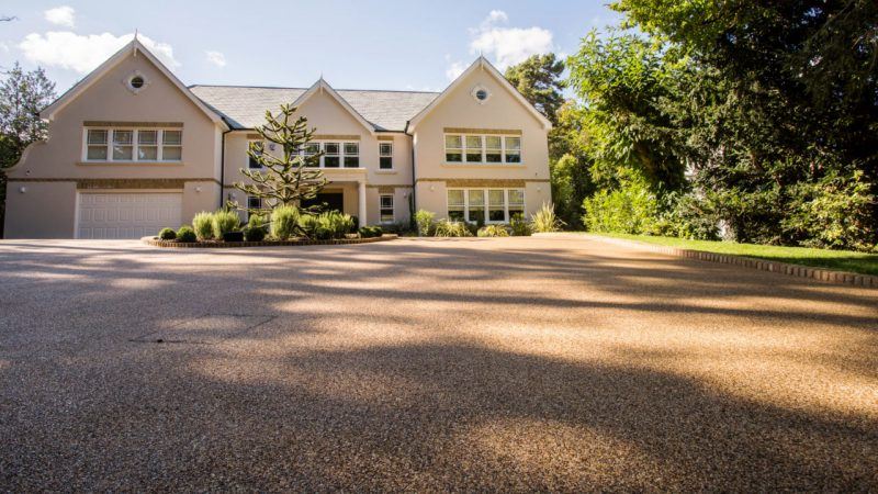 Resin Bound Stone Driveway – Bromley