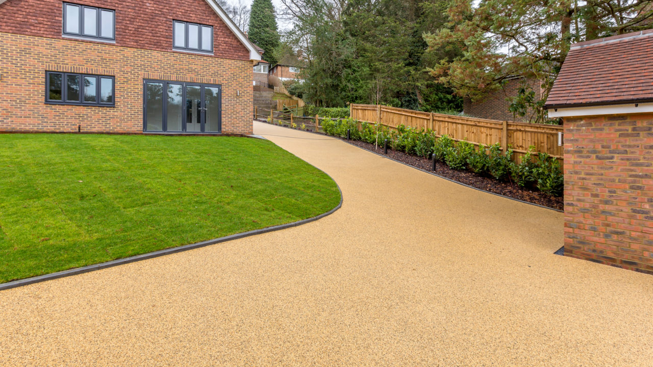 Resin Bound Stone Driveways And Patios Advanced Resin