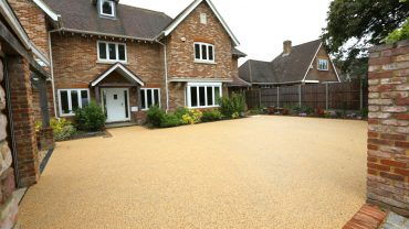 Resin Bound & Bonded Driveways