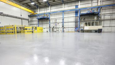 Epoxy Coatings – Warehouse, Workshop and Industrial