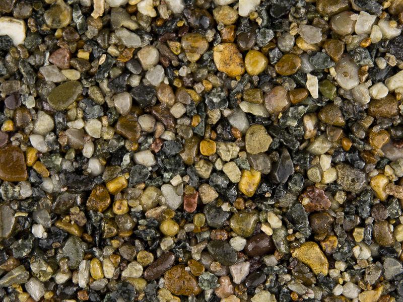Ocean-Pearl gravel for resin driveway