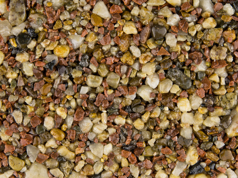Spring Taupe gravel for resin driveway