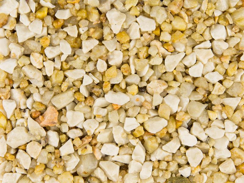 Caramel gravel for resin driveway