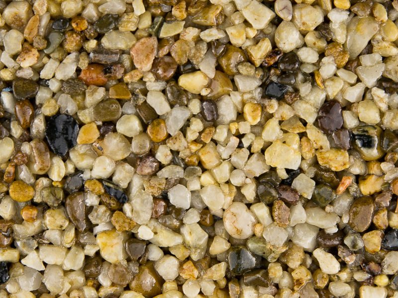 Hrvest-fawn gravel for resin driveway