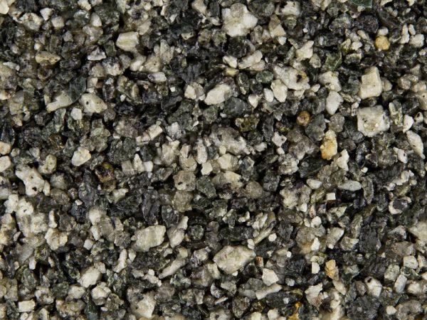 Meteorite gravel for resin driveway