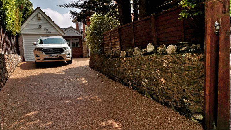 Resin Bound Stone Driveway Bridgwater