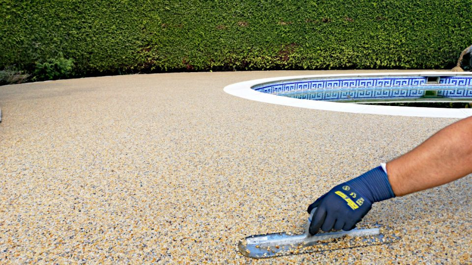 Resin Bound Stone Services