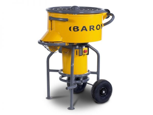 Resin bound stone MIXER